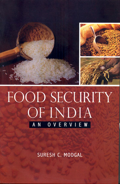 FOOD SECURITY OF INDIA An Overview