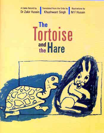 THE TORTOISE AND  THE HARE