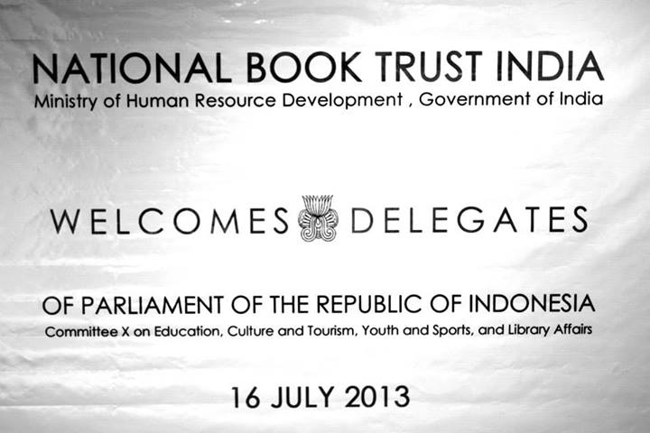 NBT WELCOMES DELEGATES OF PARLIAMENT OF THE REPUBLIC OF INDONESIA